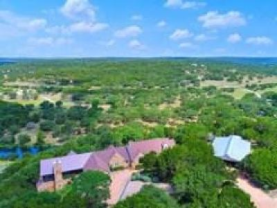 Hays County Single Family Home For Sale: 400 Red Hawk Rd