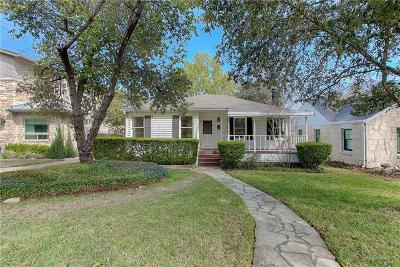 Austin Single Family Home For Sale: 2409 Dormarion Ln