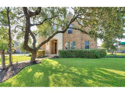 Georgetown Single Family Home For Sale: 903 Prairie Dunes Dr