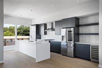 Austin Single Family Home For Sale: 5605 Sunshine Dr #6