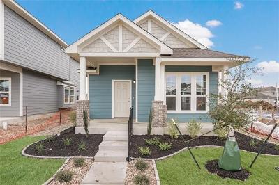 San Marcos Single Family Home Pending - Taking Backups: 107 Fraiser Dr