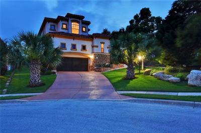 Austin Single Family Home For Sale: 111 Indigo Run Cv