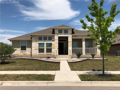 Pflugerville Single Family Home For Sale: 1114 Craters Of The Moon Blvd