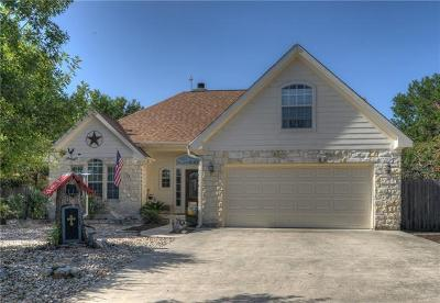 Wimberley TX Single Family Home Active Contingent: $299,000