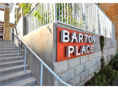 Travis County Condo/Townhouse For Sale: 1600 Barton Springs Rd #6602