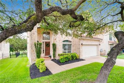 Single Family Home For Sale: 3928 Coopers Hawk Cv