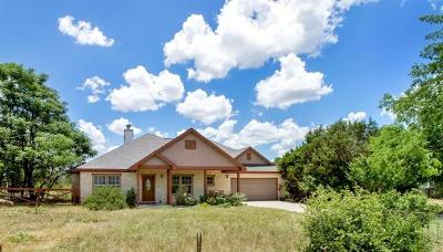 Single Family Home For Sale: 1200 Barton Creek Dr