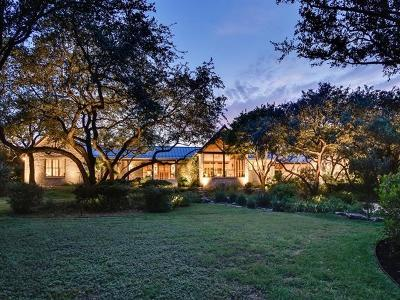Hays County, Travis County, Williamson County Single Family Home For Sale: 3820 Toro Canyon Rd
