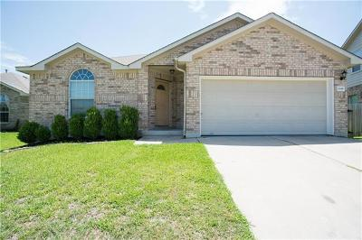 Round Rock Single Family Home For Sale: 2145 Rachel Ln