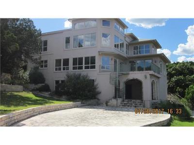 Lago Vista Single Family Home Pending - Taking Backups: 1507 Osprey Ridge Loop