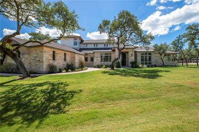 Dripping Springs TX Single Family Home For Sale: $998,000