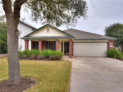 Cedar Park Single Family Home For Sale: 711 Settlement St