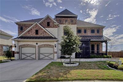 Pflugerville Single Family Home For Sale: 3945 Octavia Dr