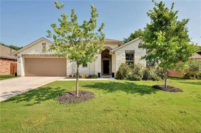 Bastrop Single Family Home For Sale: 116 Clear Water Pass