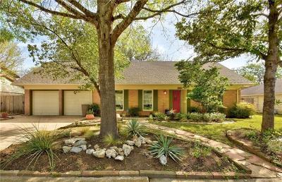 Austin Single Family Home For Sale: 2302 Laramie Trl