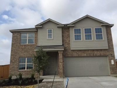 Jarrell Single Family Home For Sale: 306 Xanadu Dr