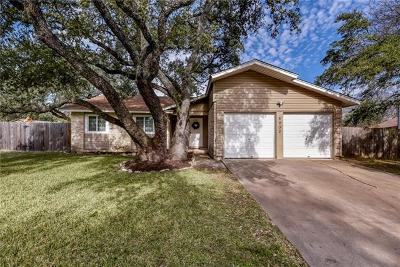 Austin Single Family Home Pending - Taking Backups: 8902 Piney Point Dr