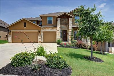 Leander Single Family Home For Sale: 3901 Benetton Way