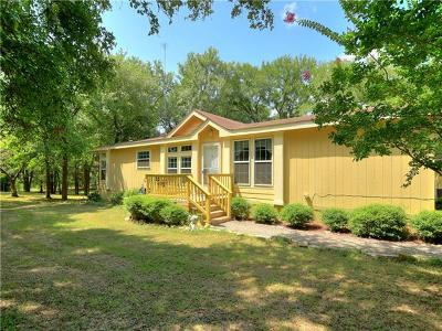 Elgin Single Family Home For Sale: 111 Hog Eye Rd