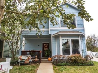 Kyle Single Family Home For Sale: 250 Cleveland