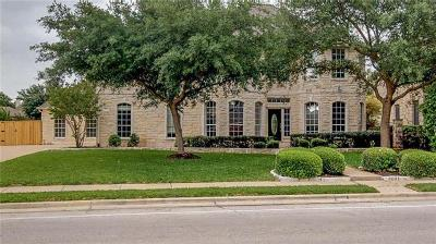 Round Rock Single Family Home Pending - Taking Backups: 2723 Lake Forest Dr