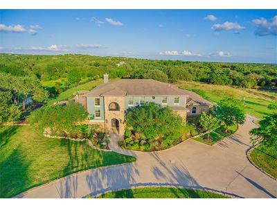 Dripping Springs Single Family Home For Sale: 850 Drifting Wind Run