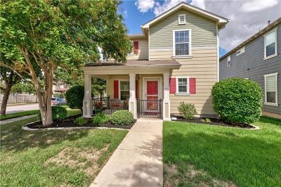 Kyle Single Family Home For Sale: 1859 Kirby