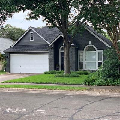 Cedar Park Single Family Home For Sale: 1112 Forest Oaks Path