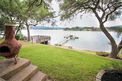 Burnet Single Family Home For Sale: 210 Point St