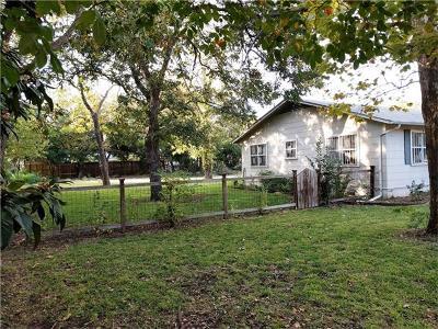 Austin Single Family Home For Sale: 9306 Georgian Dr