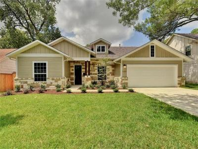 Austin Single Family Home For Sale: 5702 Woodview Ave