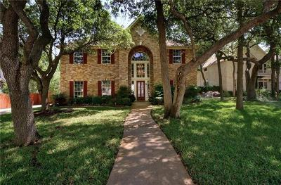 Austin Single Family Home For Sale: 10015 Austral Cv