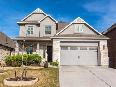 Cedar Park TX Single Family Home For Sale: $410,000