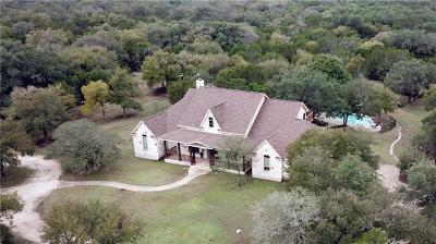 Jarrell Single Family Home For Sale: 115 Palomino Cv