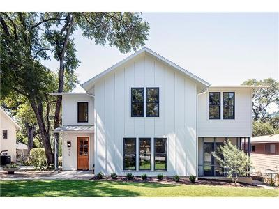 Austin Single Family Home For Sale: 615 E 43rd St