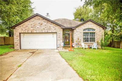 Cedar Creek TX Single Family Home Pending - Taking Backups: $164,900