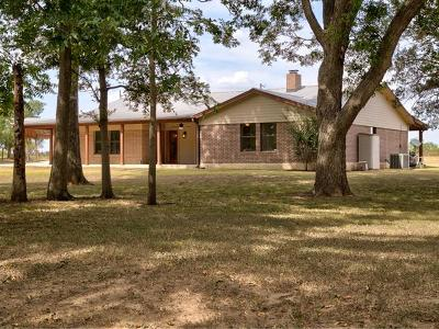 Bastrop County Single Family Home For Sale: 298 Monkey Rd