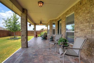 Jarrell Single Family Home For Sale: 204 Derek Ln