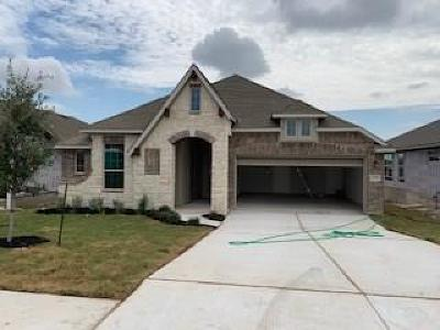 Hutto Single Family Home For Sale: 132 Finstown