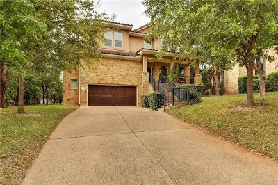 Austin Single Family Home For Sale: 3909 Coopers Hawk Cv