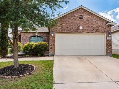 Buda Single Family Home For Sale: 2031 Livonia Dr