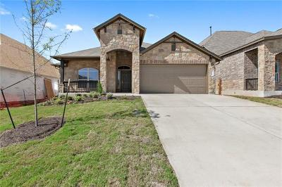 Austin Single Family Home For Sale: 1101 Goldilocks Ln