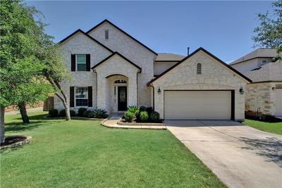 Cedar Park Single Family Home For Sale: 403 Spanish Mustang Dr
