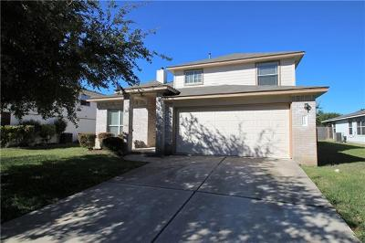 Hutto Rental For Rent: 109 Edison Dr
