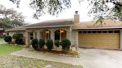 San Marcos Single Family Home For Sale: 711 Lazy Ln