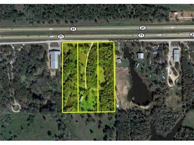Bastrop Farm For Sale: 897 Highway 71