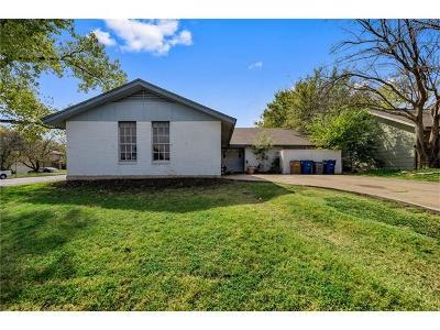 Austin Multi Family Home For Sale: 1301 Thornridge Rd