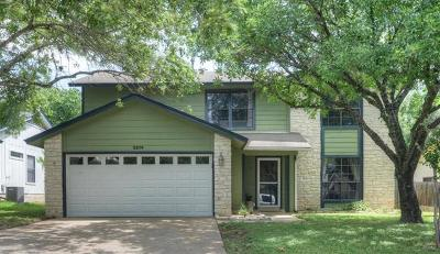 Single Family Home For Sale: 2814 Norfolk Dr