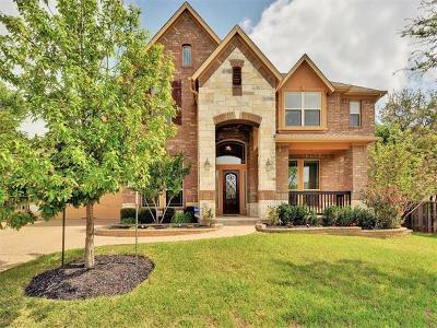Round Rock Single Family Home For Sale: 2265 Park Place Cir