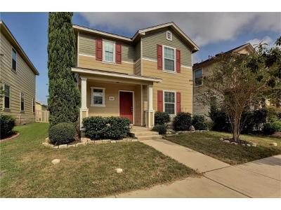 Kyle Single Family Home For Sale: 1051 Dorn